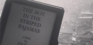the boy in striped pajams