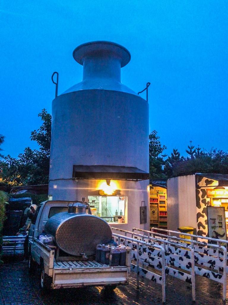 Farmhouse susu